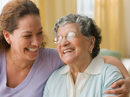 Sense of Touch and Physical Contact: What Role Do They Play In Dementia Care?