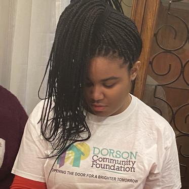 Meet Jada: A Dorson Scholar