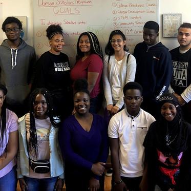 20 Essex County 9th Graders Chosen for New Dorson Scholars Program
