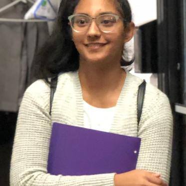 Meet Kiran: A Dorson Scholar