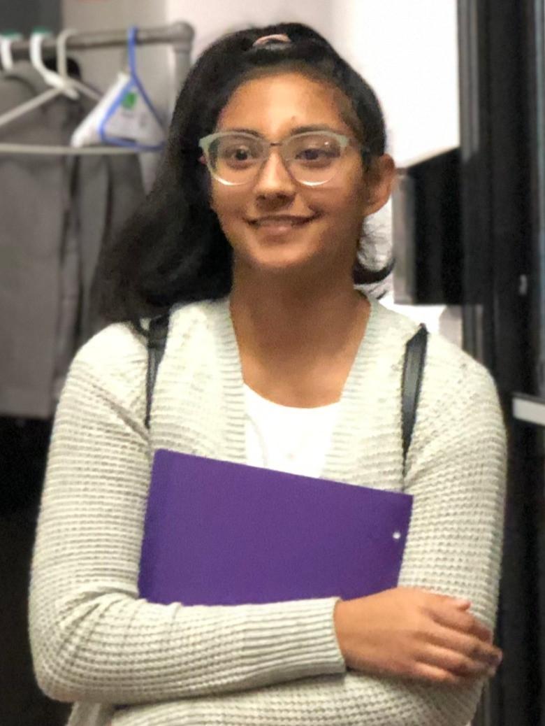 Meet Kiran:  Dorson Scholar