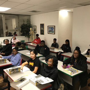 DCF Offers $75 SAT Prep to Improve College Access in Low-Income Communities