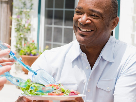 Aging & Nutrition: Feeding an Older Adult