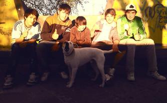 Milan y los chicos del barrio, Malargue Argentine.