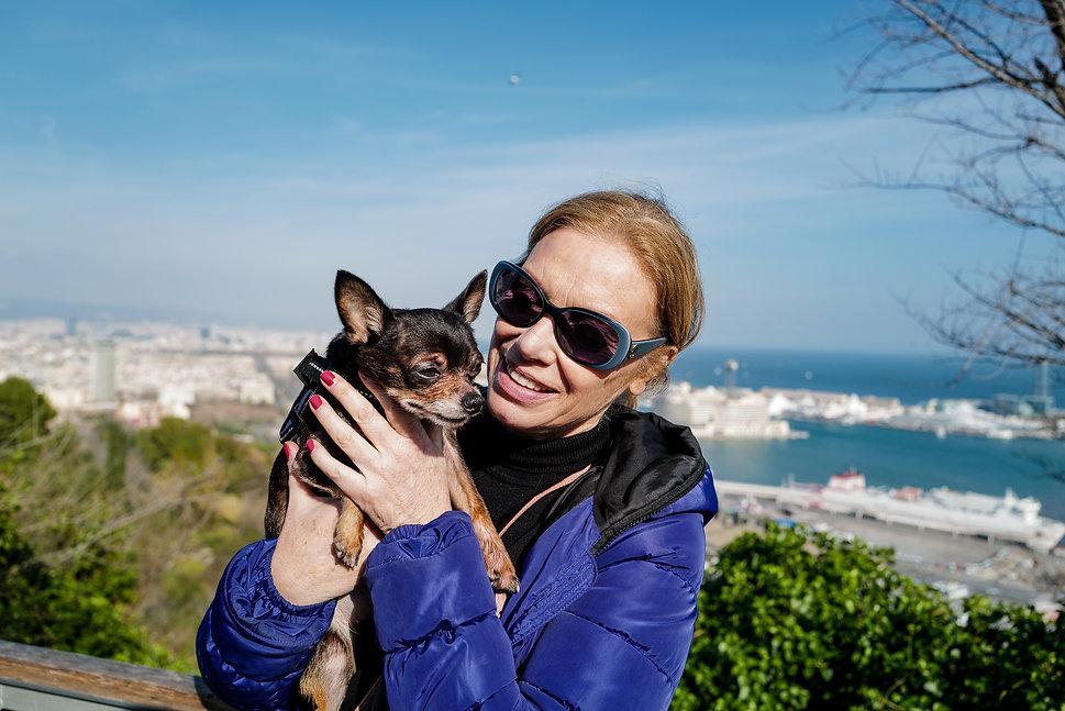 Dog photography / Barcelona