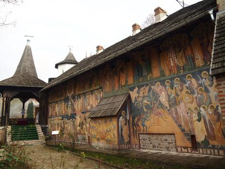 Cotmeana - cea mai veche Mănăstire din Țara Românească