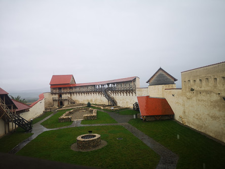 Cetatea Feldioara - monument istoric
