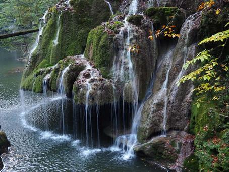 Cascada Bigăr, așa cum a fost...