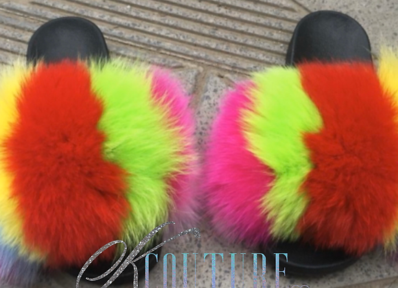Slime Fox Slides