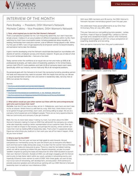 DWN Newsletter - Anniversary Issue.JPG