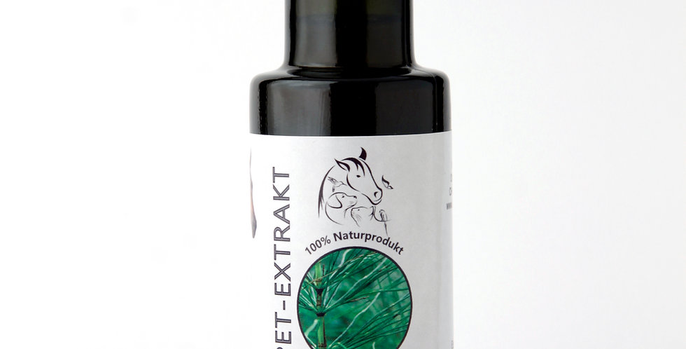 PET - EXTRAKT Zinnkraut 100ml