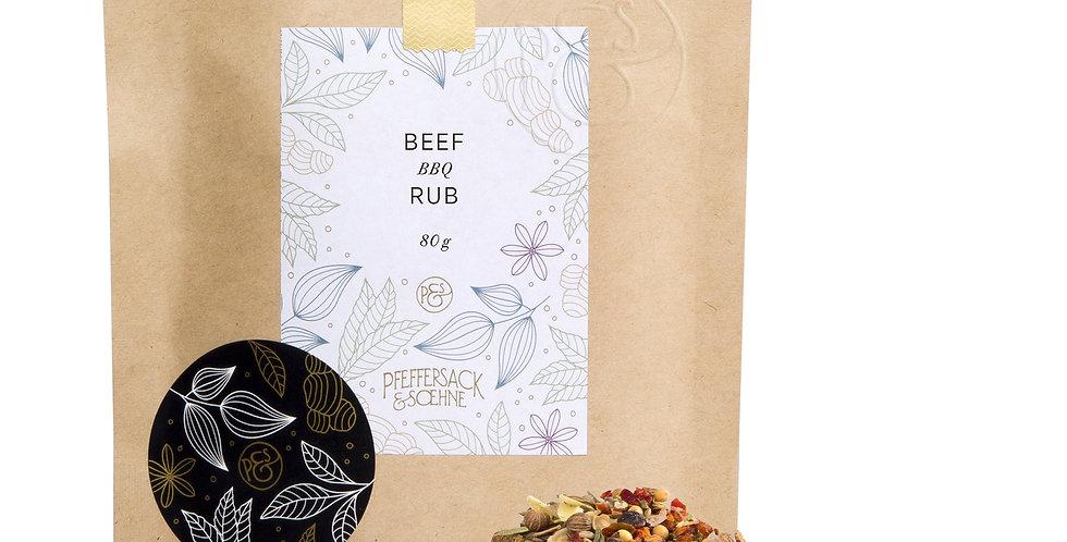 BEEF BBQ RUB NACHFÜLLPACKUNG