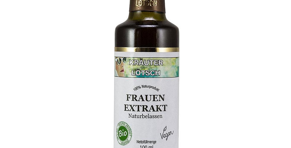 Händler FRAUENWOHL NATUR EXTRAKT ZUCKER AKTION 100ml