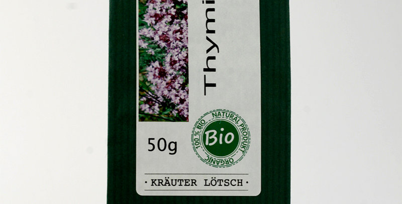 Händler THYMIAN TEE 50g