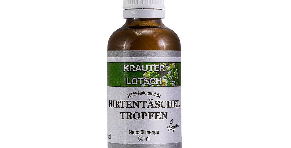 Händler HIRTENTÄSCHEL TROPFEN 50ml