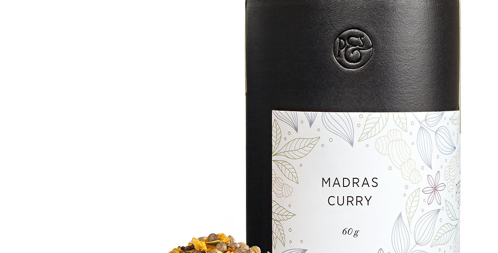 Madras Curry Keramikdose