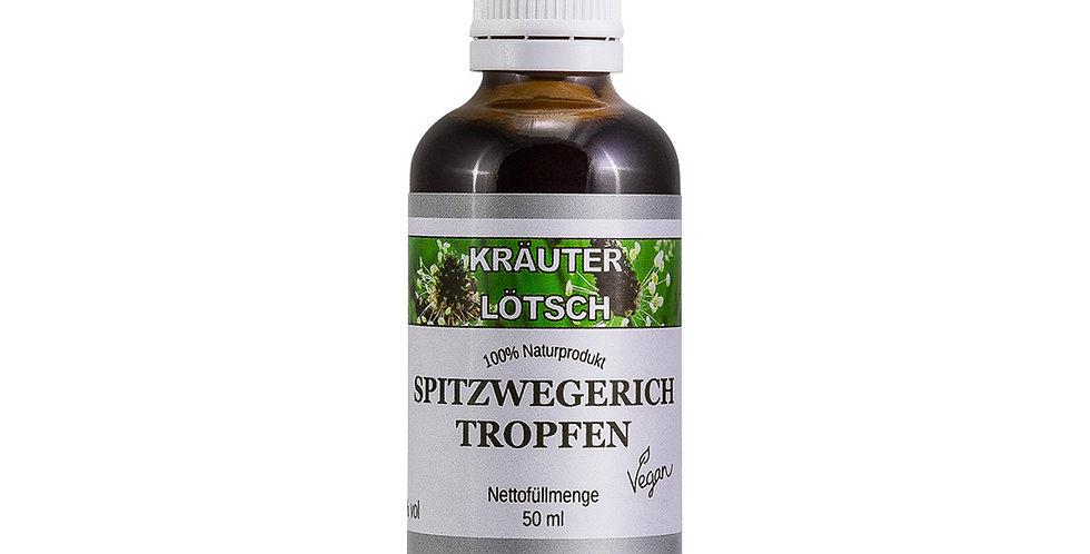 SPITZWEGERICH TROPFEN 50ml