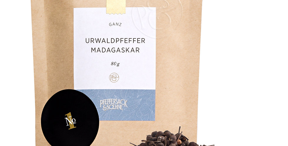 Händler URWALDPFEFFER MADAGASKAR (NACHFÜLLPACKUNG)