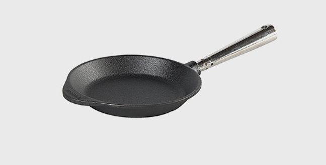 Bratpfanne / Steakpfanne Professional  Ø 18 cm, 24cm, 26cm, 28cm