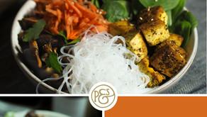 Buddha Bowl mit Madras Curry
