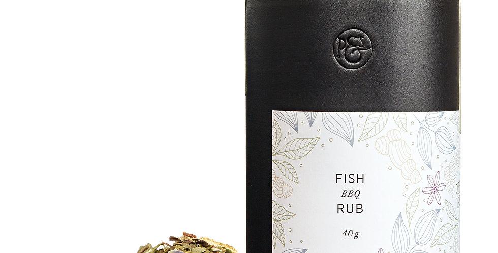 Fish BBQ Rub Keramikdose