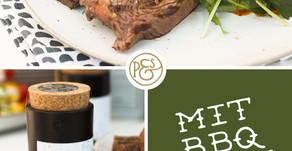 Das Perfekte Steak mit BBQ Salz