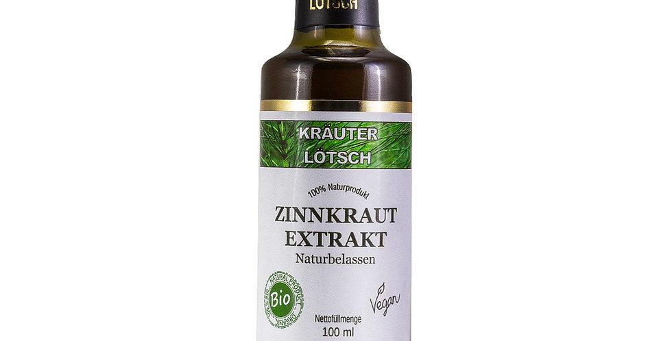 Händler ZINNKRAUT EXTRAKT 100ml