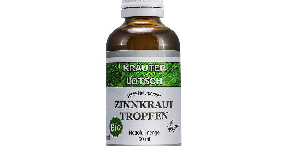 Händler ZINNKRAUT TROPFEN 50ml