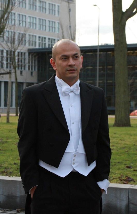 Dr Khalik Mohamad Sabil, Heriot-Watt University