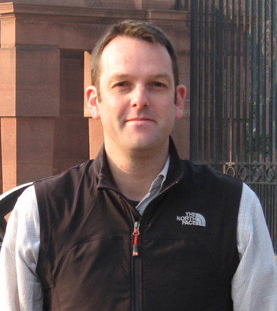 Dr Chris Jackson, British Geological Survey