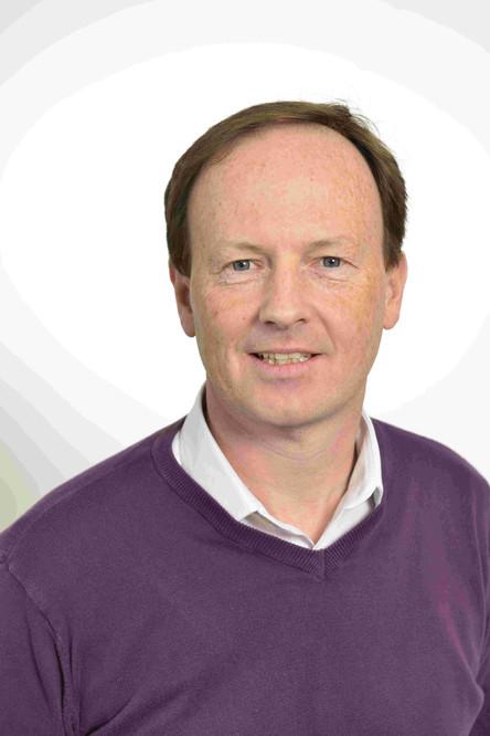 David Macdonald, British Geological Survey