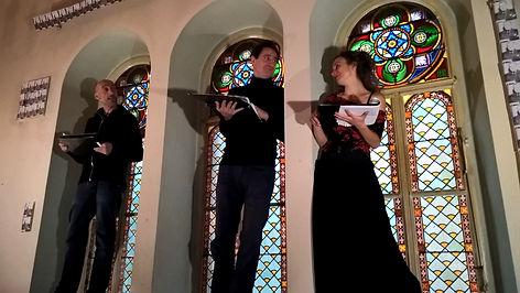 Die Memoiren des Peterhans von Binningen, mit Matthias Messner, Robert Stuc