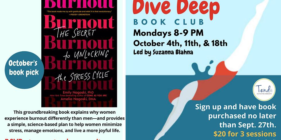 Deep Dive Book Club (October)
