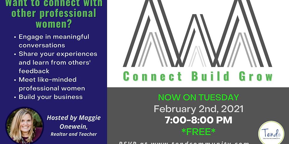 Connect Build Grow