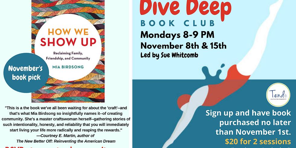 Deep Dive Book Club (November)