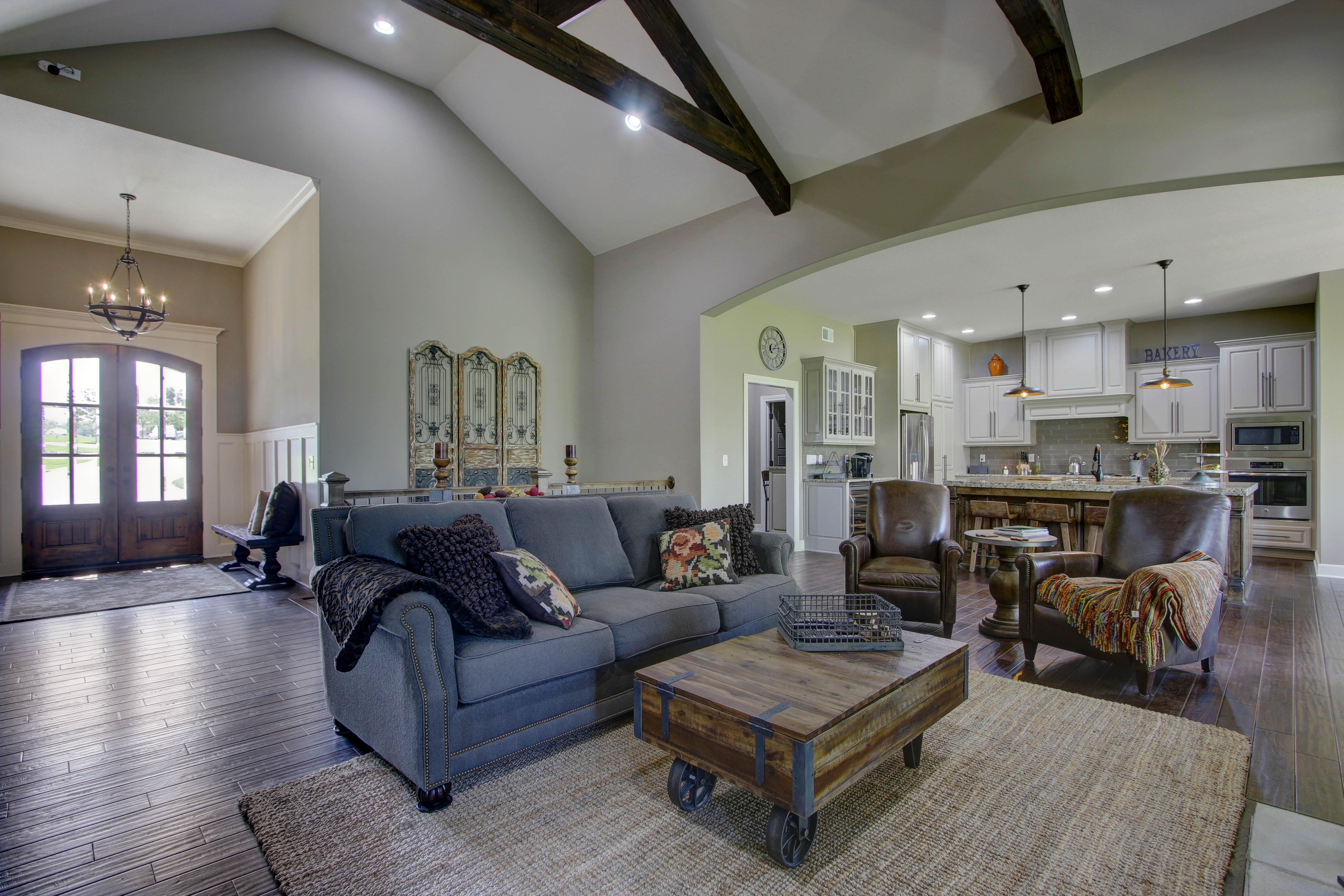 Living Room - Savannah