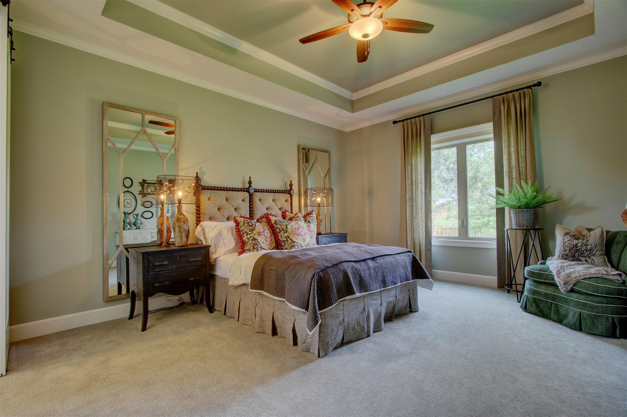 Master Bedroom - Richmond