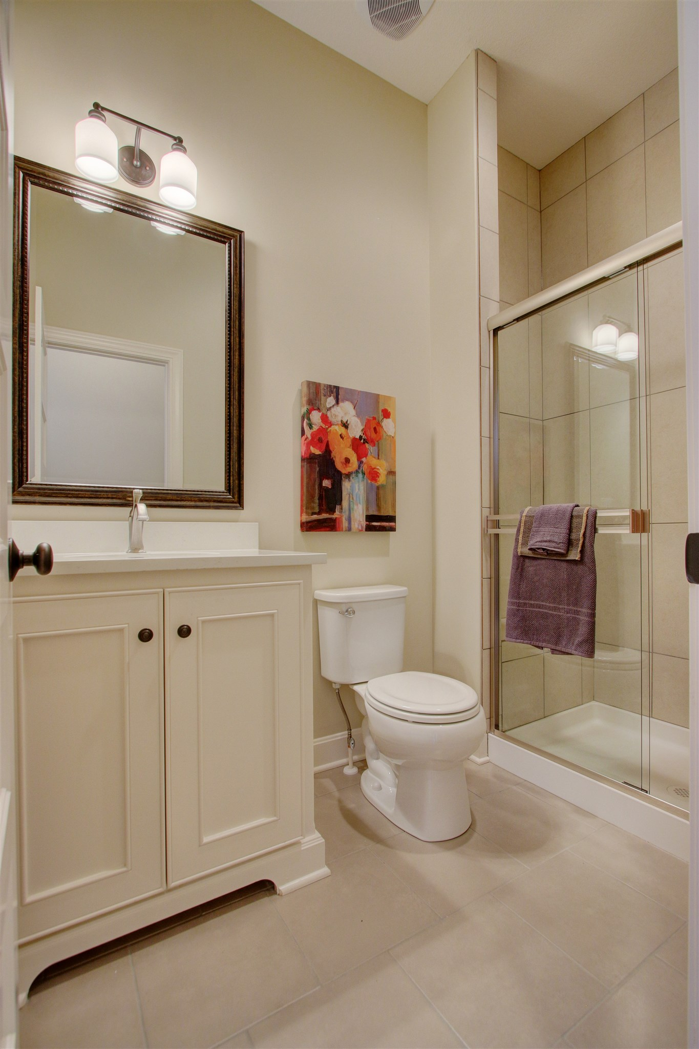 Guest Bath - Richmond