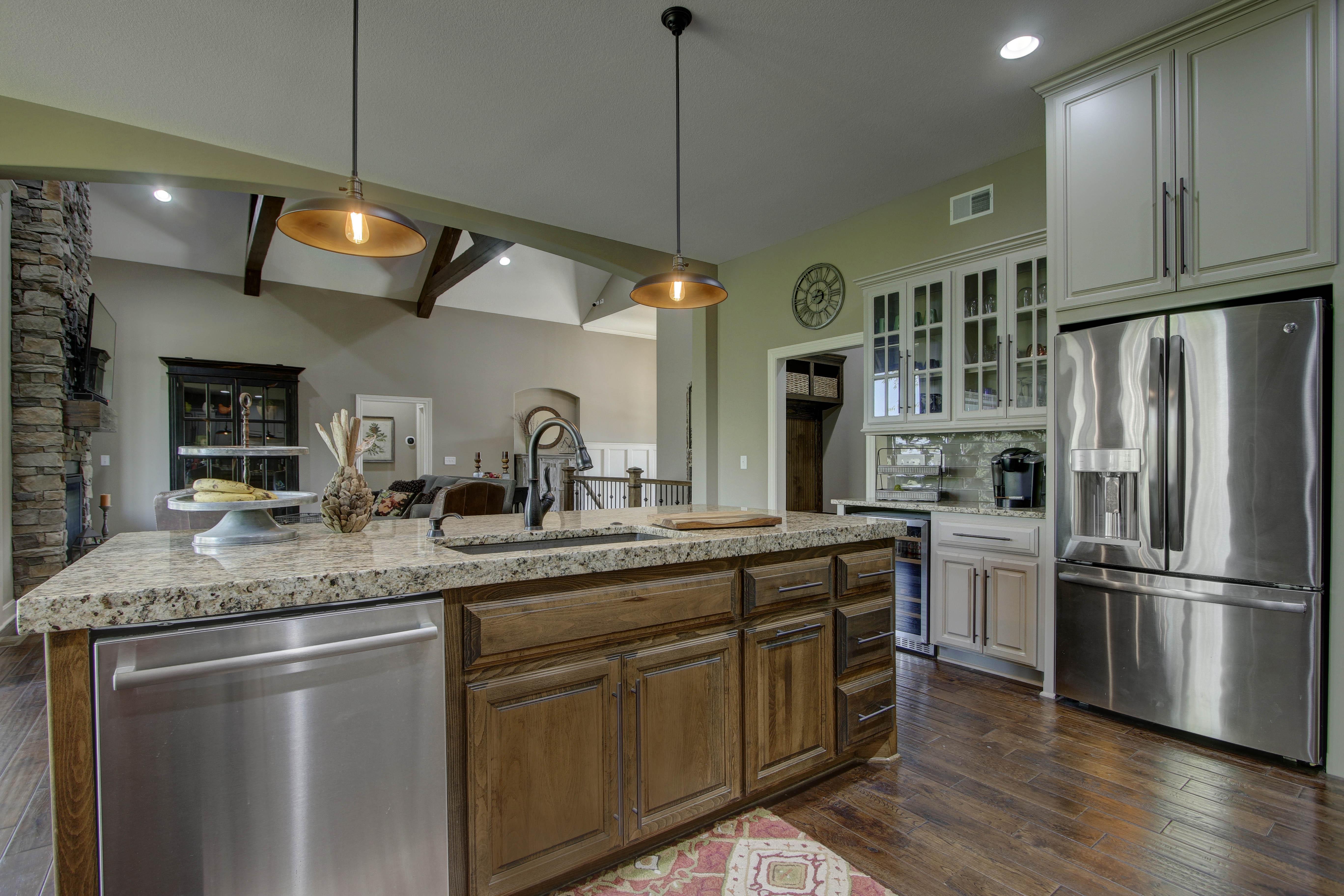 Kitchen - Savannah