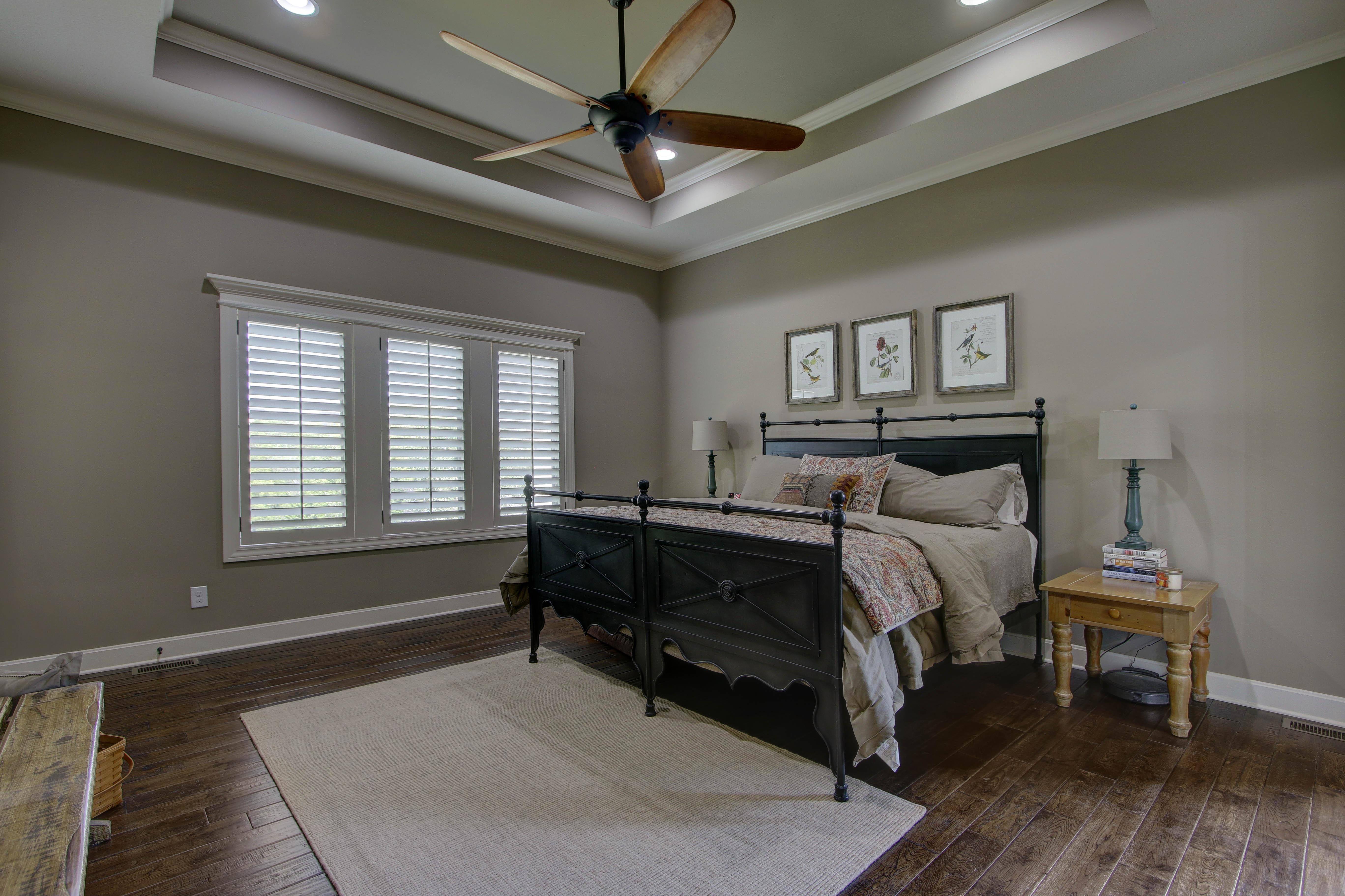 Master Bedroom - Savannah