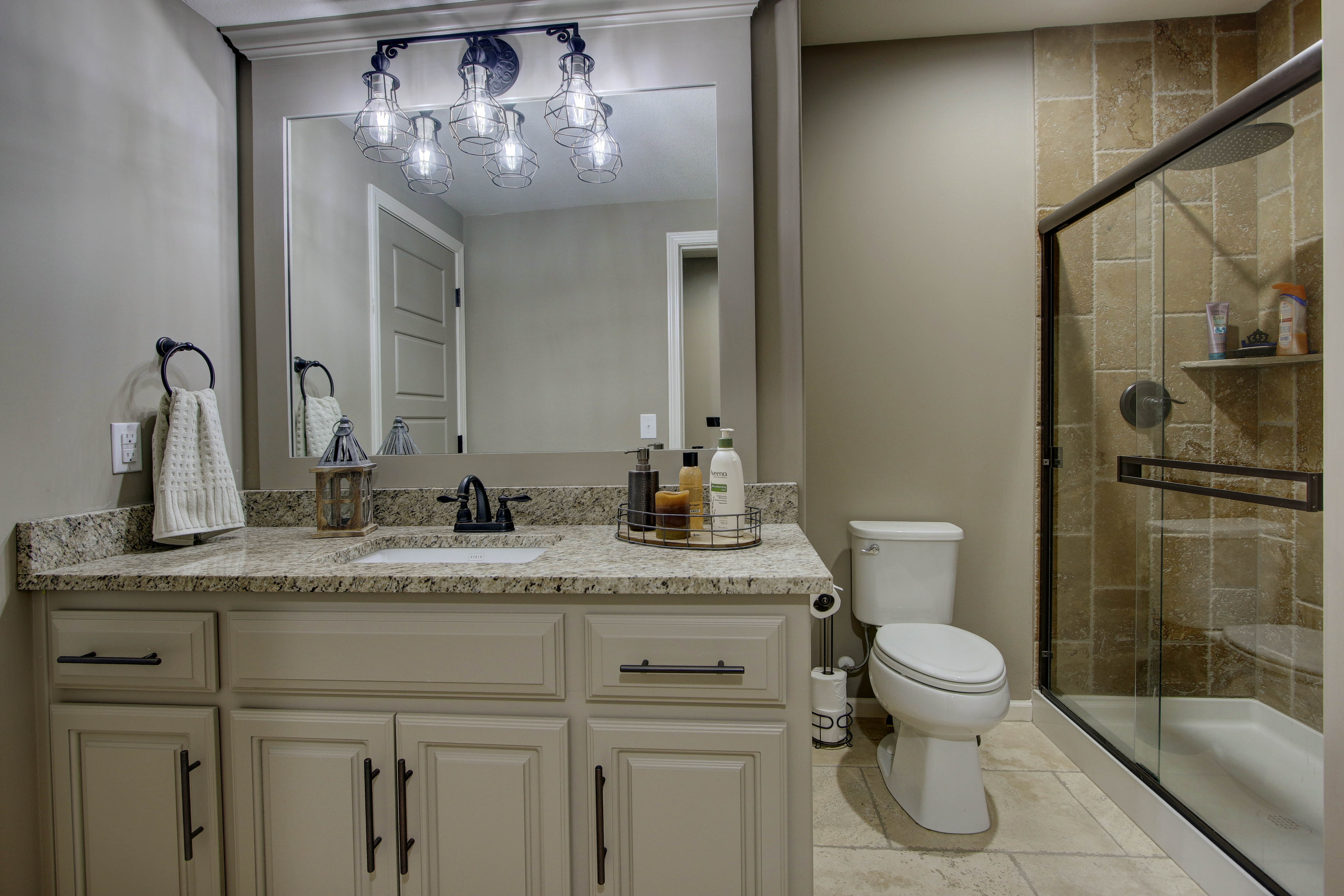 Bathroom - Savannah