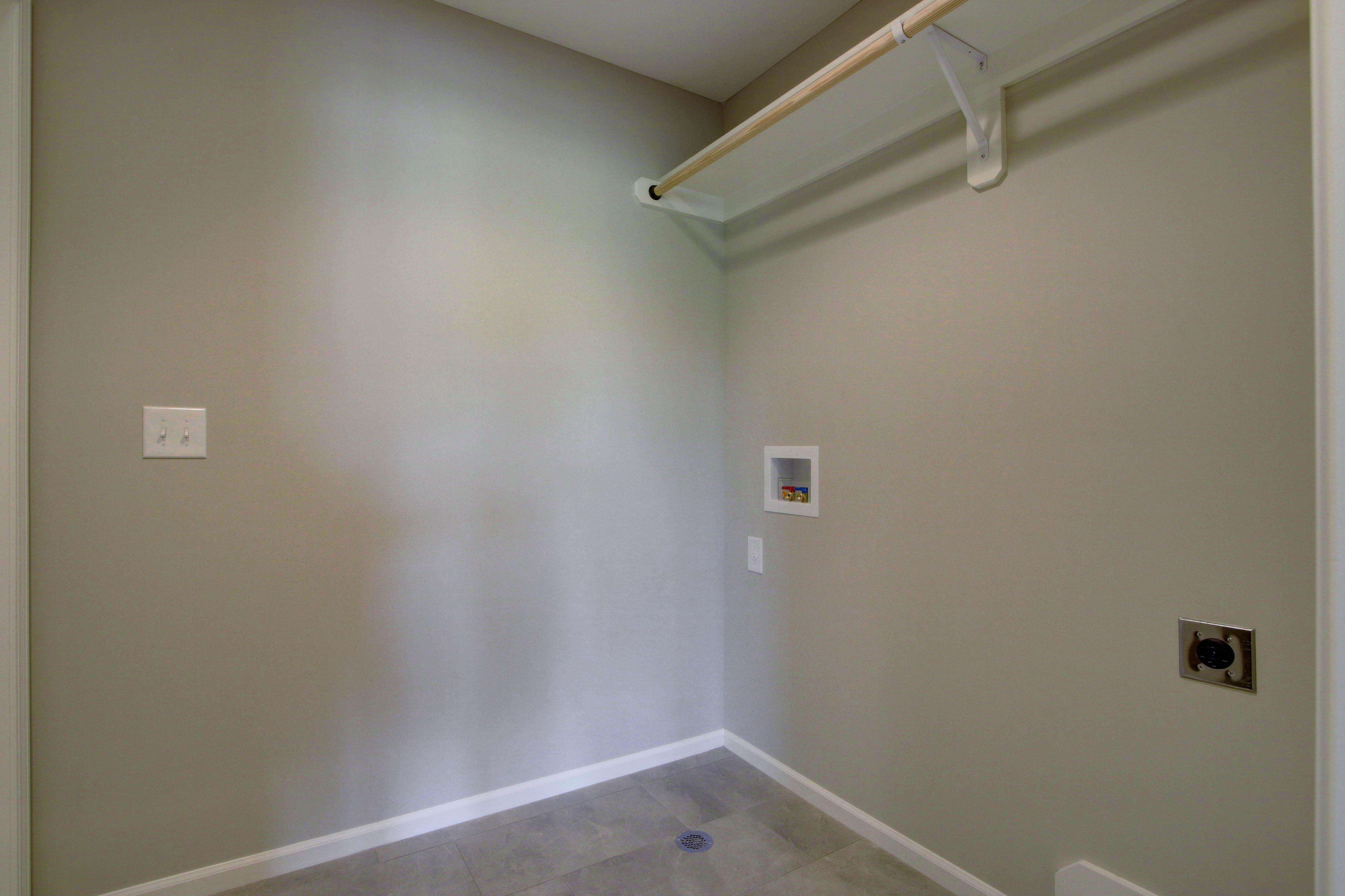 Laundry Room - Samuel