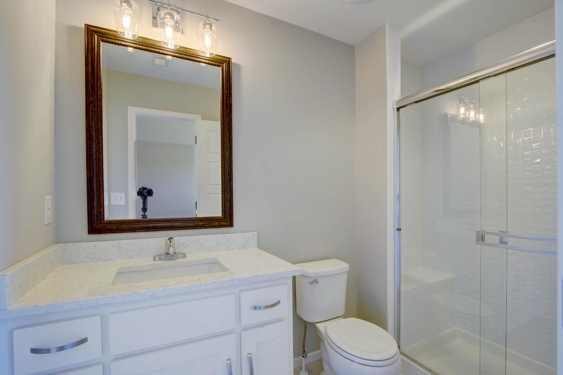3rd Bathroom Lower Level - Makenna