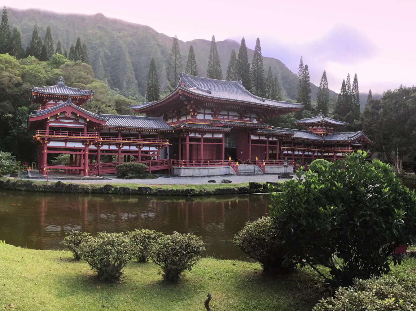 Fieldrecording/SFX: Byodo-In-Tempel