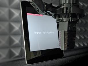 Analyse: Impulsantworten vom iPad