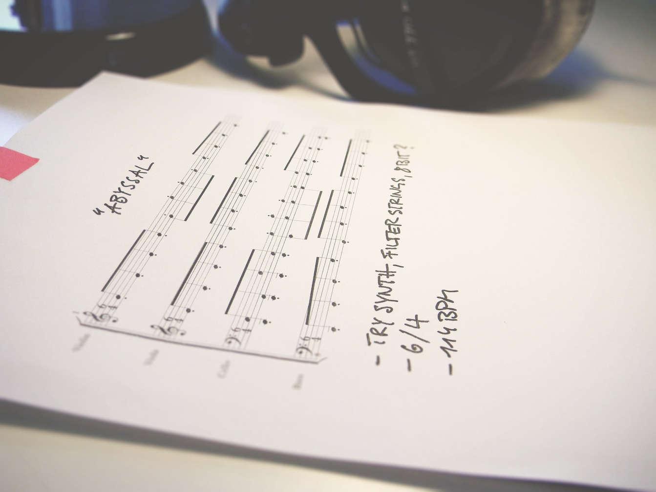 "Soundtrack für ""Subjet"""