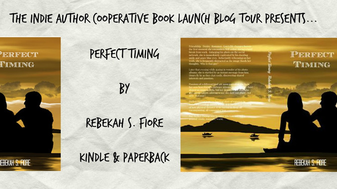 The Indie Author Cooperative Book Tour
