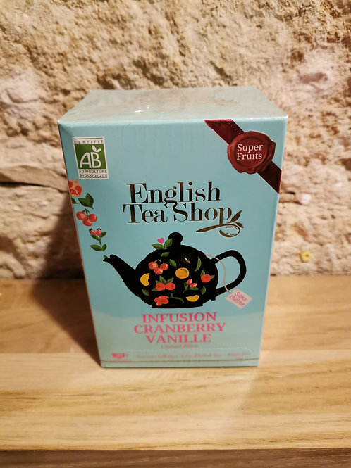 Rooibos Vanille Cranberry