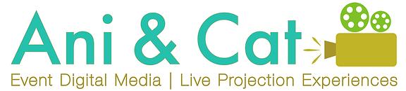 Ani & Cat Event Digital Media - logo