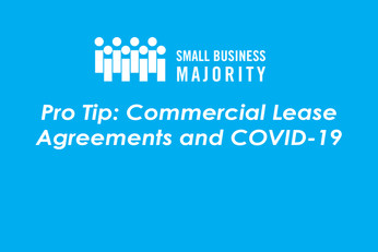 Pro Tip: Commercial Lease Agreements and COVID-19